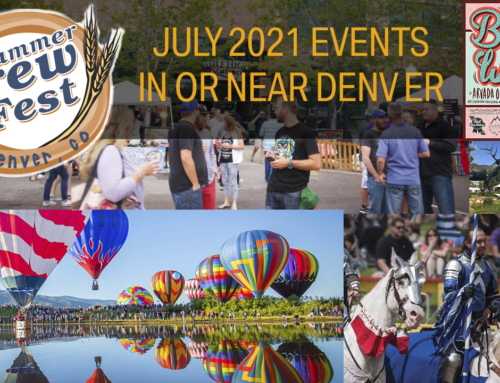 July Events Near Denver or a Short Day Trip Away