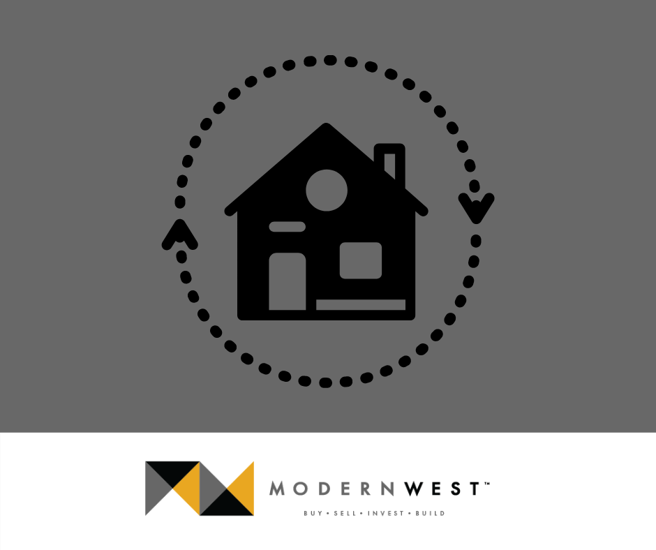 ModernInsights from the Colorado real estate team ModernWest Homes. Under Your Castle Real estate, reporting on homeowner's equity.