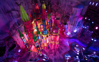 Meow Wolf arrives at Convergence Station